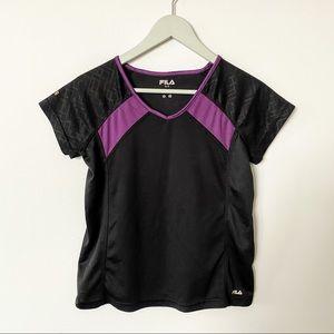 Fila Women's Sport Athletic Tee